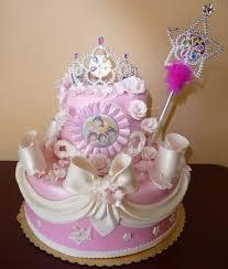 Disney Princess Birthday Cake Cake By Roscoebakery Cakesdecor