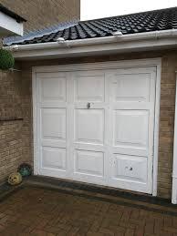 henderson garage doorUp  Over Doors  Case Studies  LGDS