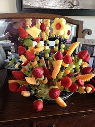 Decorative Fruit Trays 60 best Fruit images on Pinterest Creative food Events and Fruit 12