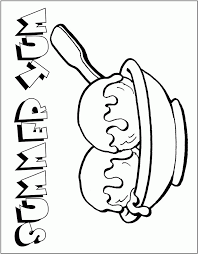 By best coloring pagesfebruary 10th 2015. Printable Ice Cream Coloring Pages Coloring Home