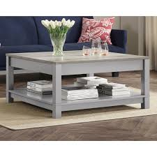 better homes and gardens langley bay coffee table multiple colors com