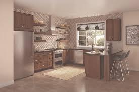 seneca ridge in maple pecan merillat kitchen cabinets