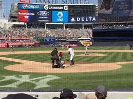 Yankee Stadium Legends Seating Chart Yankee Stadium Section 019 Home Of New York Yankees New