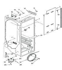 how to fix warm side by side kenmore elite refrigerator sears kenmore refrigerator wiring diagrams kenmore elite 10656703500 parts diagram