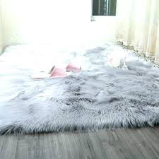 fake fur rug most popular posts large faux rugs animal zebra skin with head shaped area