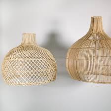 impressive rattan pendant light fixtures 9000 pendant lighting