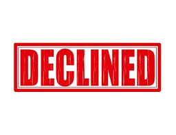 Image result for declined