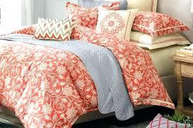 orange king size comforter set burnt sets bright