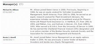 Eaton Vance Management Is It Time To Play Defense Eaton Vance Risk Managed