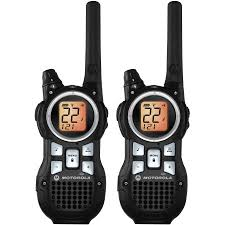 motorola two way radios. motorola mr350r - 35 mile range talkabout 2-way radios, pair two way radios