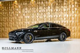 Gt53 model with eq boost hybrid tech. 2019 Mercedes Amg Gt 53 4m Luxury Pulse Cars Germany For Sale On Luxurypulse