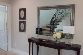 Apartment:Small Apartment Entryway Ideas On The Modern Room With Small  Table Near The Glass