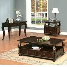 espresso coffee table sets espresso finish coffee end table set espresso finish coffee table set
