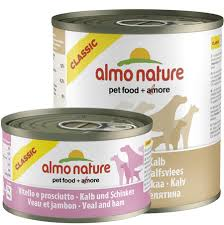 <b>Almo Nature Classic</b> Wet Dog Food
