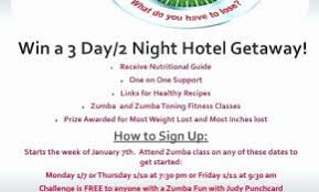 Weight Loss Challenge Flyer Template Awesome Biggest Loser Weight ...