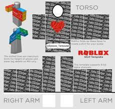 Create A Shirt Roblox Roblox Templates Roblox_template Twitter