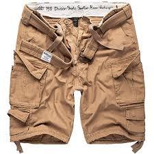 Surplus Raw Vintage Division Mens Cargo Shorts Amazon Co