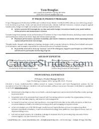 it manager resume sample berathencom it manager resume examples