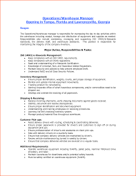 12 warehouse and logistics cv budget template letter objective for warehouse resumeregularmidwesterners resume and