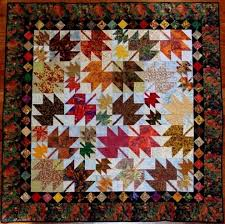 Fall's Glory Quilt Contest - Quilting Gallery /Quilting Gallery & Sugar Shack Leaves Adamdwight.com
