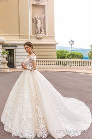 Crystal Design 2017 Wedding Dresses Haute Couture Bridal Wedding Dress Design