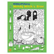 We have hidden pictures you can print yourself. Halloween Hidden Pictures Activity Pack Gifts For Kids Highlights For Children