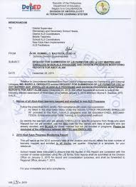 Issuances Deped Antipolo