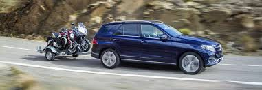 2016 Mercedes Benz Gle Suv Towing Capacity