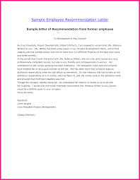 11 Reference Letter For Terminated Employee Sample