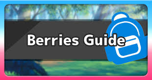 Sword Shield Berries Guide How To Get Uses Pokemon