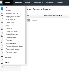 When How To Issue Proforma Invoices