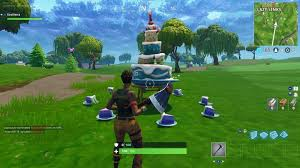 Where To Find All Fortnite Birthday Cake Locations