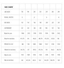 Curvy Couture Size Chart Plus Size Guide Use Our Dress Clothes Size Calculator