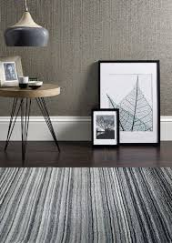 genuine uk made 100 pure luxury wool stripe rug grey red blue natural ochre