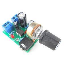 1X <b>DC 3V</b>~12V 5V 6V <b>LM386 Mini</b> Micro Audio Power Amplifier PCB ...