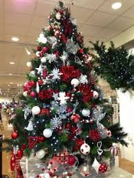Christmas tree I decorated at Myer for work experience