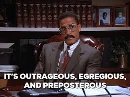 Image result for outrageous essay gif