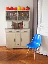 Couture Maison Bord De Mer Cuisine Vintage Home Decor Credenza