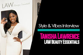 Vegan Nail Polish LAW Beauty Essentials by Tanisha Lawrence - Style & Vibes