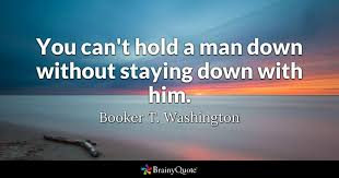 Booker T Washington Quotes Inspiration Booker T Washington Quotes BrainyQuote