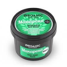 Отзывы о <b>Маска</b>-<b>блеск для волос</b> Organic Shop Макарена