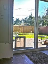 door insert doors dogoor sliding glass patiooggie with installedoggy ideal fast fitio panel pet door patio