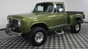 1973 INTERNATIONAL 1210 PICKUP GREEN - YouTube