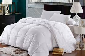 winter is coming a top rated down comforter is 50 off today