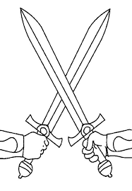 Middle Ages coloring page 19 free printable coloring pages for children a coloring book on middle ages coloring pages