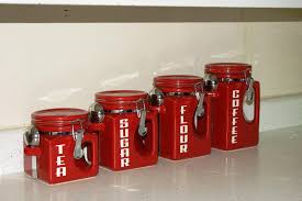 canister sets for kitchen counter