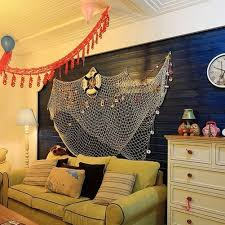 Decorative Fish Netting Aliexpresscom Buy Creative Decorative Nautical Fishing Net