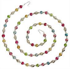 large glass bead garland