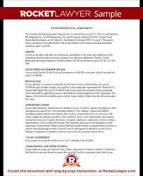 Venue Contract Template Venue Rental Agreement Venue Contract Template Venue Rental