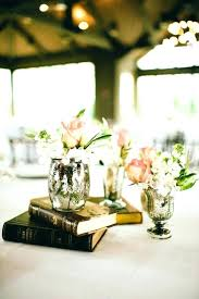 glass vase centerpiece ideas mercury wedding centerpieces square mercur